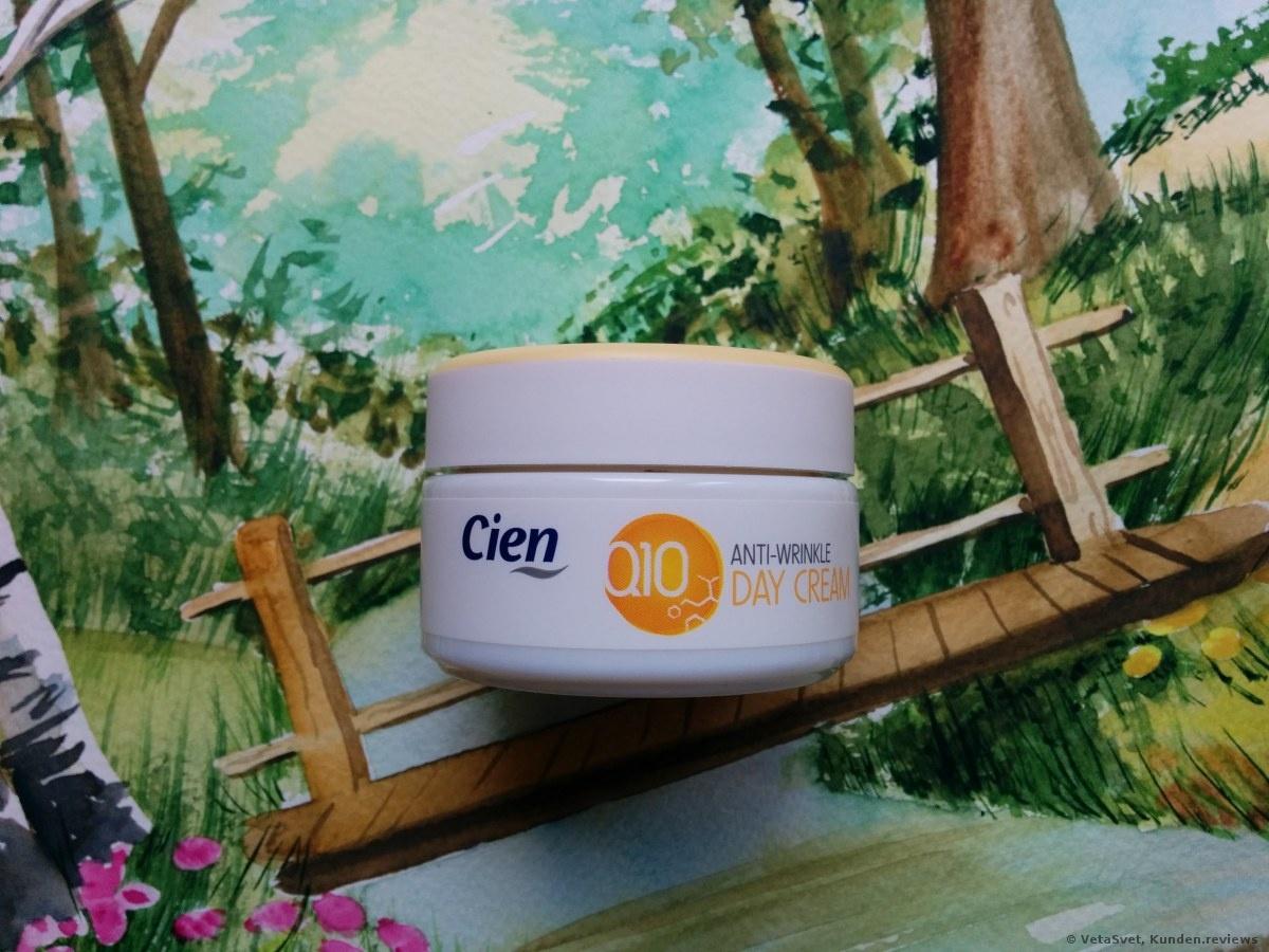 Cien Q10 Gesichtscreme Anti - Falten Tagescreme