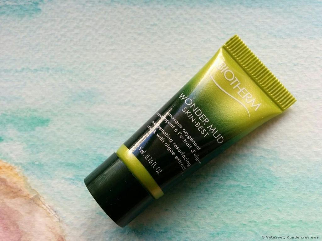 Biotherm Skin Best Wondermud Gesichtsmaske