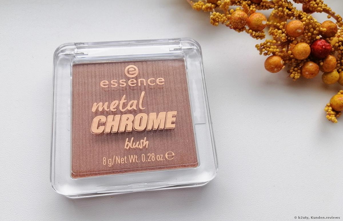 Essence Metal Chrome Blush