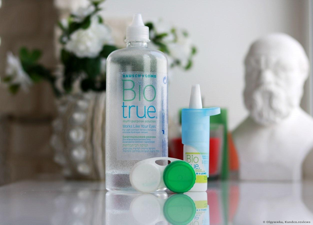 Bausch & Lomb Biotrue Kontaktlinsenflüssigkeit