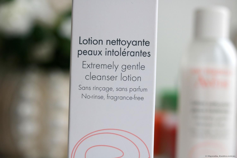 Avene Reinigungslotion für empfindliche Haut Foto