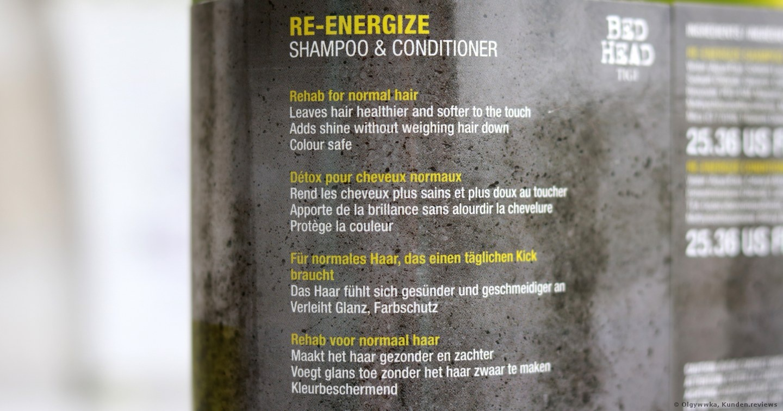 TIGI BED HEAD Urban Antidotes Reenergize  Conditioner Foto