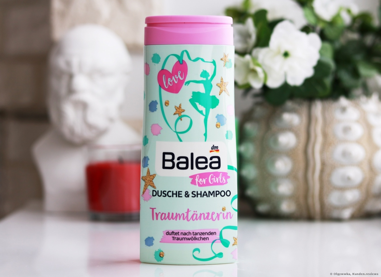 Balea Dusche & Shampoo for Girls Traumtänzerin Duschgel Foto