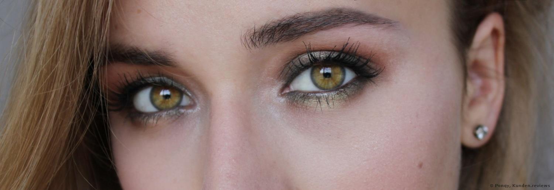 NYX Prismatic Eye Shadow Lidschatten Foto