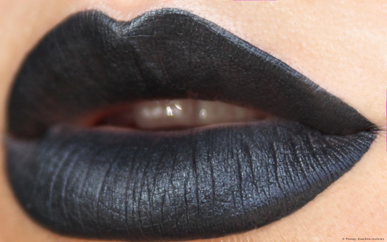 NYX Liquid Suede Cream Lippenstift Foto