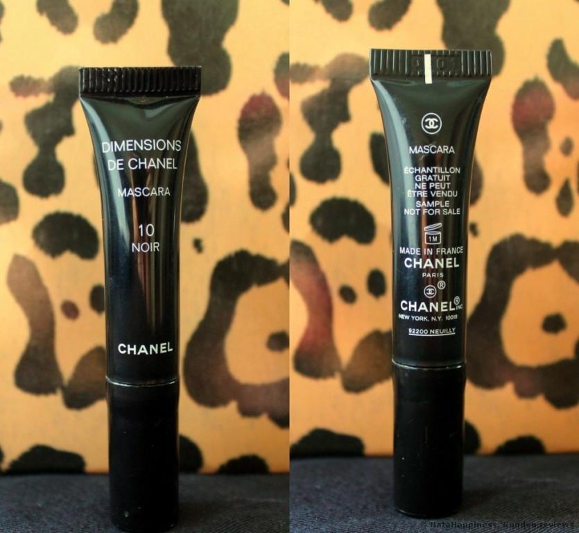 Chanel Dimensions de Chanel Mascara