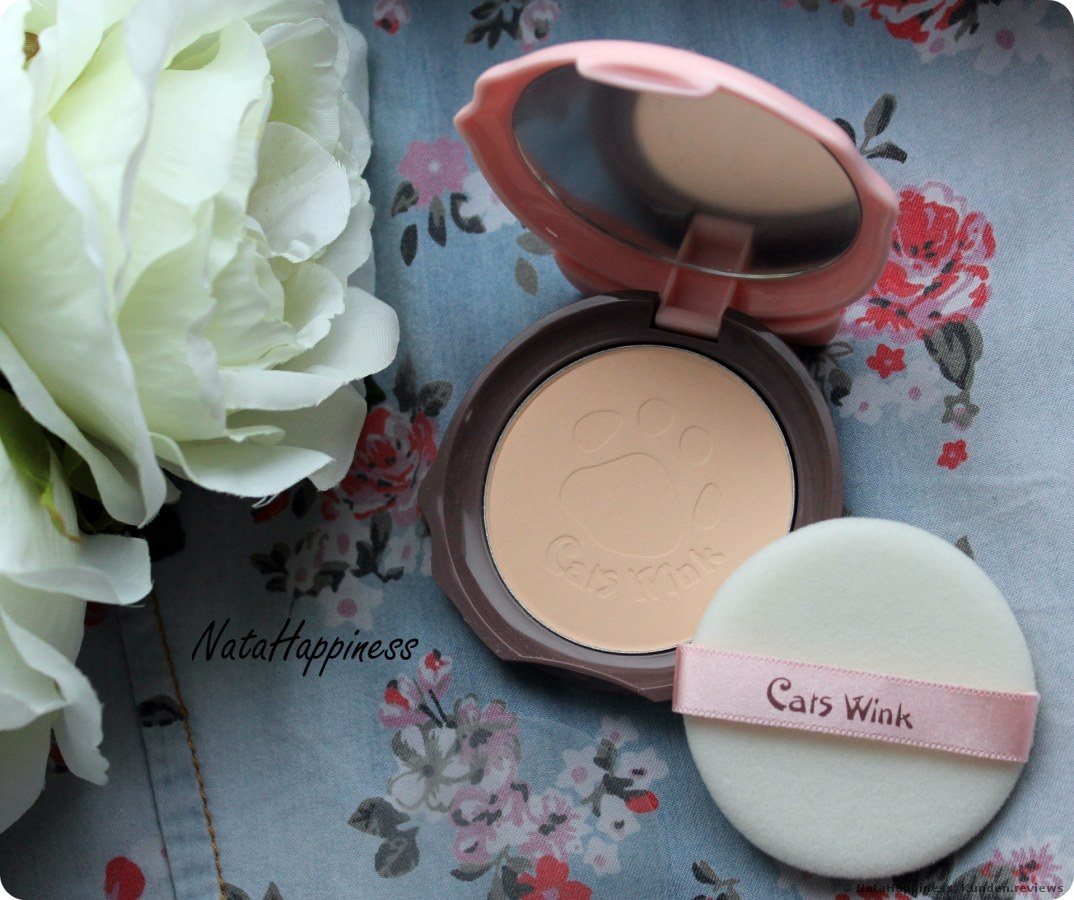 Tony Moly Cats Wink Clear Pact  Puder Foto