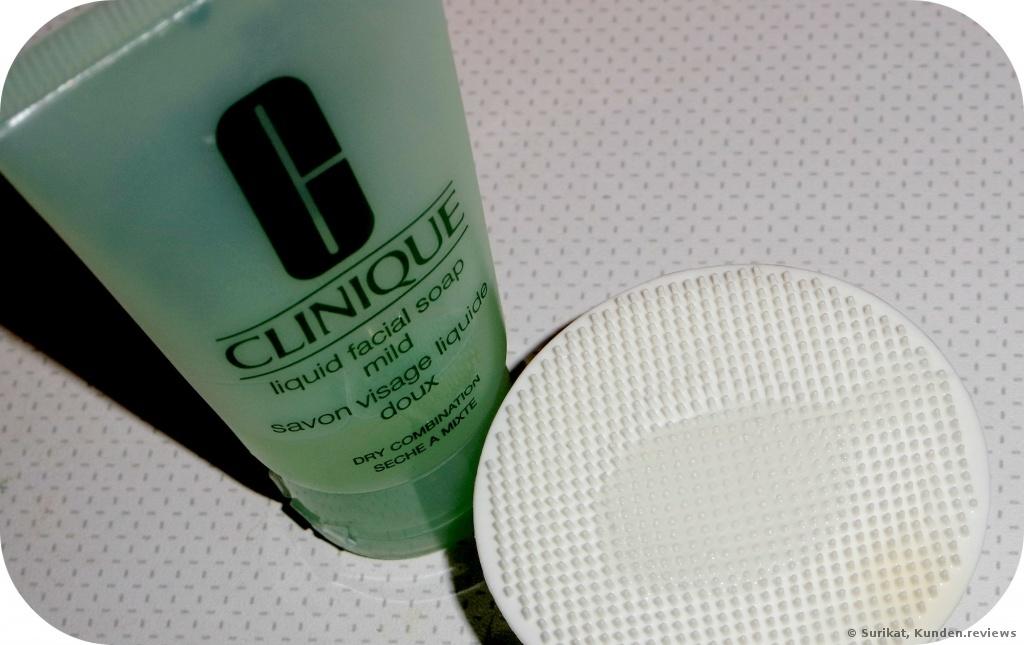 Clinique Liquid Facial Soap Mild Gesichtsseife
