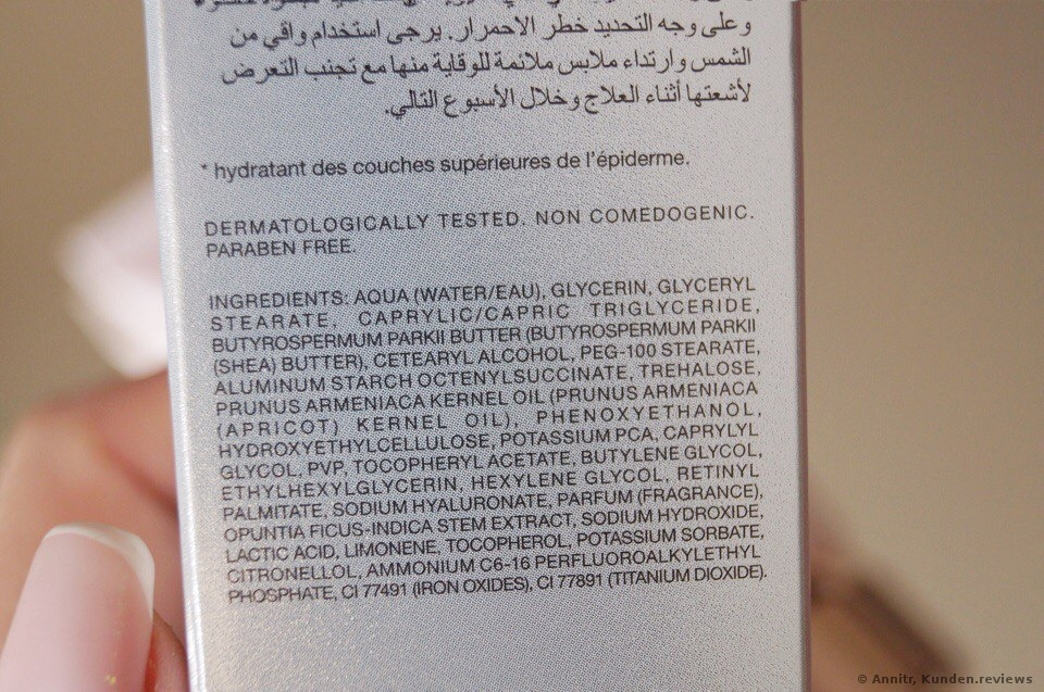 Kiko Milano Hydra Pro Gesichtsmaske Foto