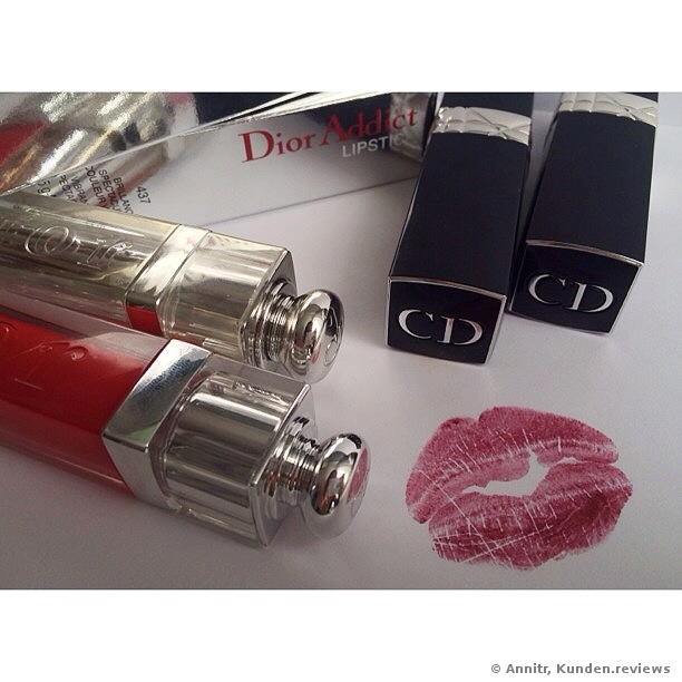 Dior Rouge Lippenstift Review