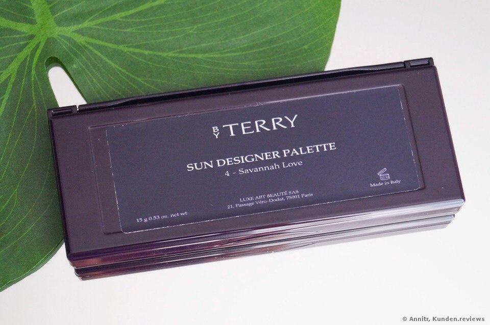 By Terry Puder Sun Designer Palette