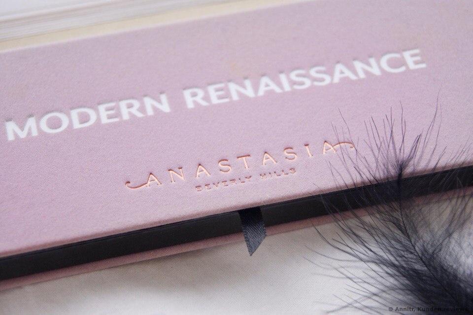Anastasia Beverly Hills Modern Renaissance Lidschattenpalette Foto