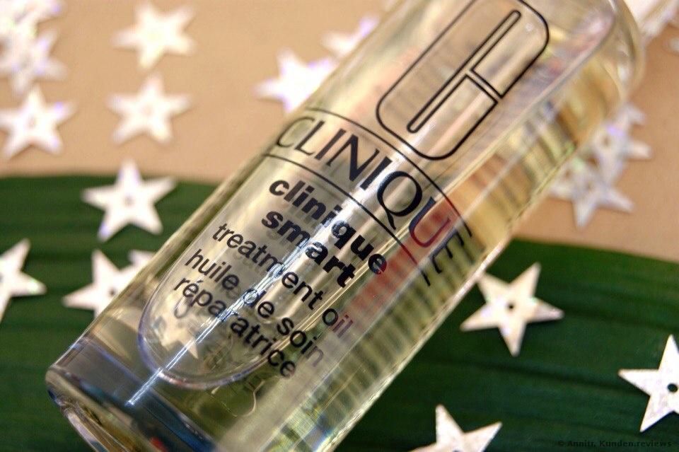 Clinique Smart Treatment Öl
