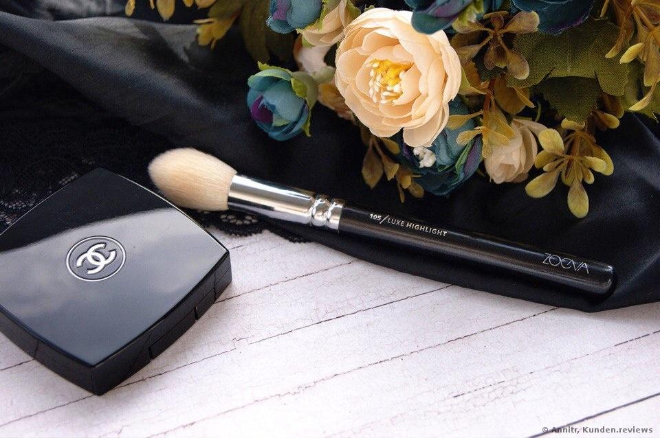 Zoeva 105 Luxe Highlight Pinsel Foto