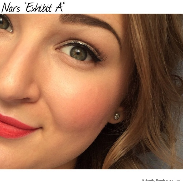 "NARS Blush in ""Exhibit А"""