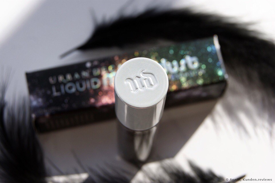 Urban Decay Lidschatten Liquid Moondust Cream - Spacetime