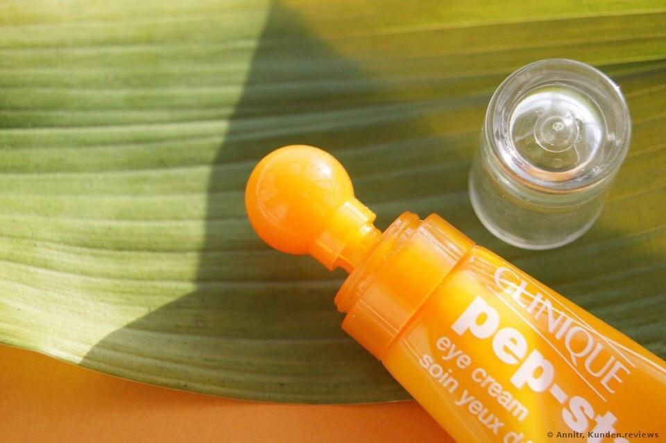 Clinique Augen-und Lippenpflege Pep-Start Eye