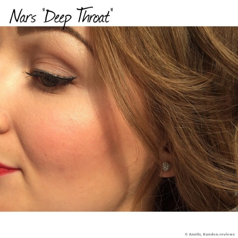 "NARS Blush in ""Deep Throat"""