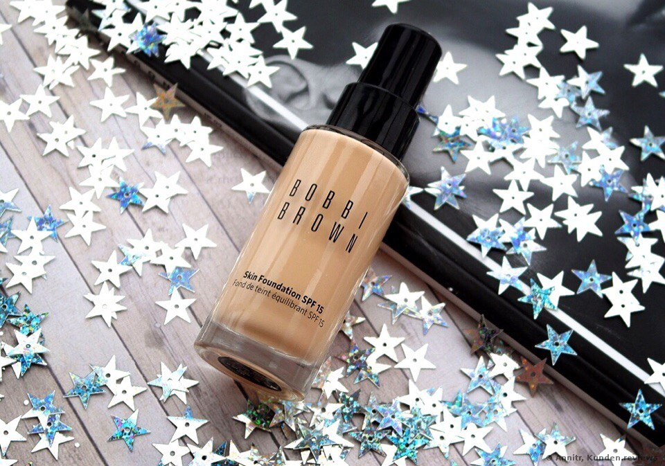 Bobbi Brown Skin Foundation SPF 15 Foundation