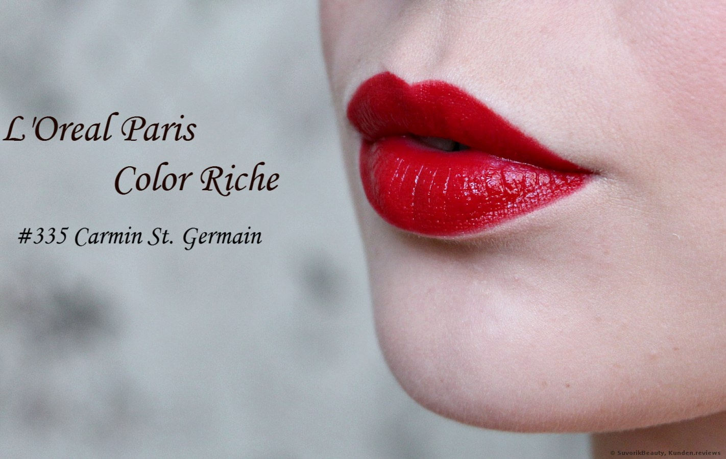 L'OREAL Color Riche Lippenstift