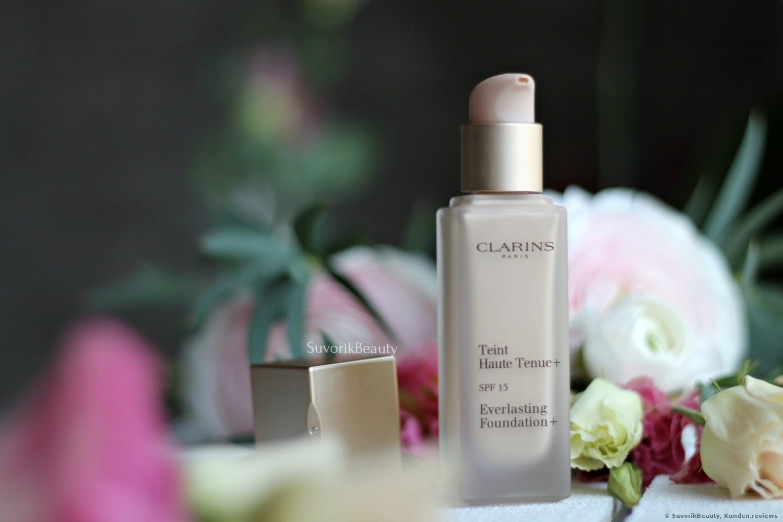 Clarins Teint Teint Haute Tenue+