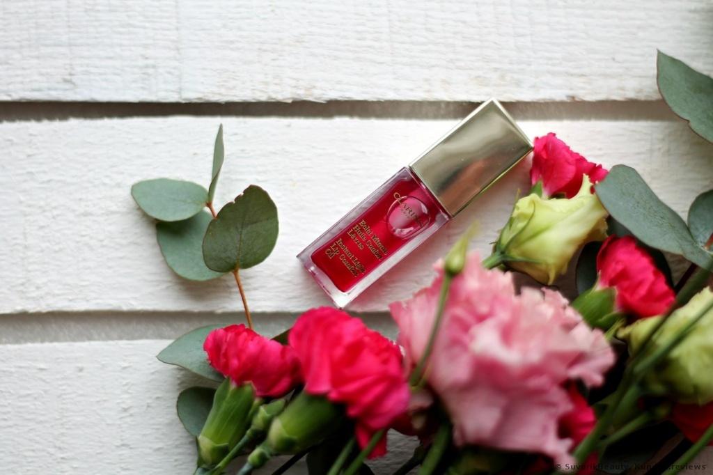 Clarins Éclat minute Huile Instant Light Lip Comfort oil