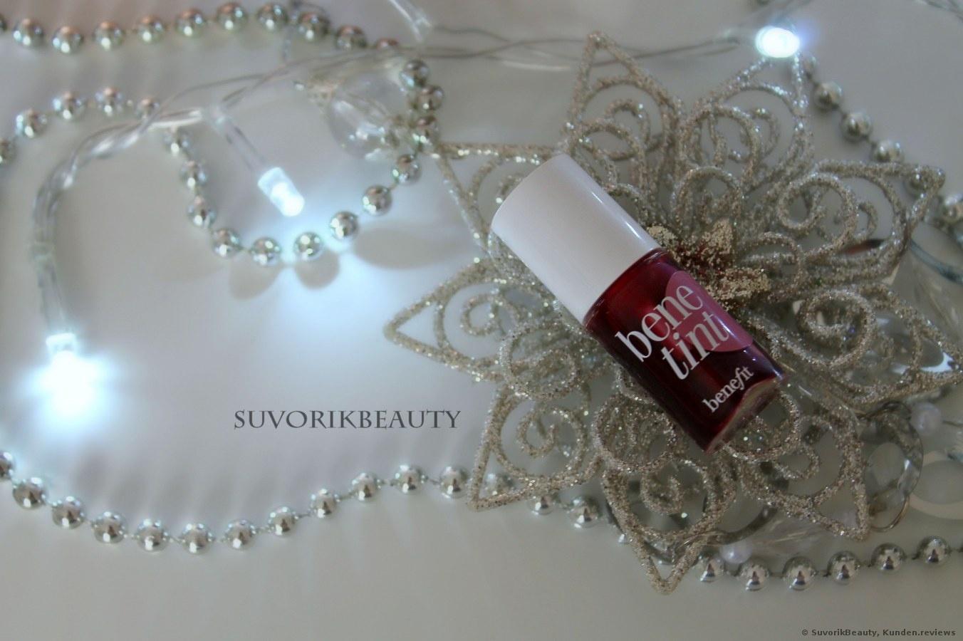 Benefit Benetint Wangen & Lippen Rouge  Foto