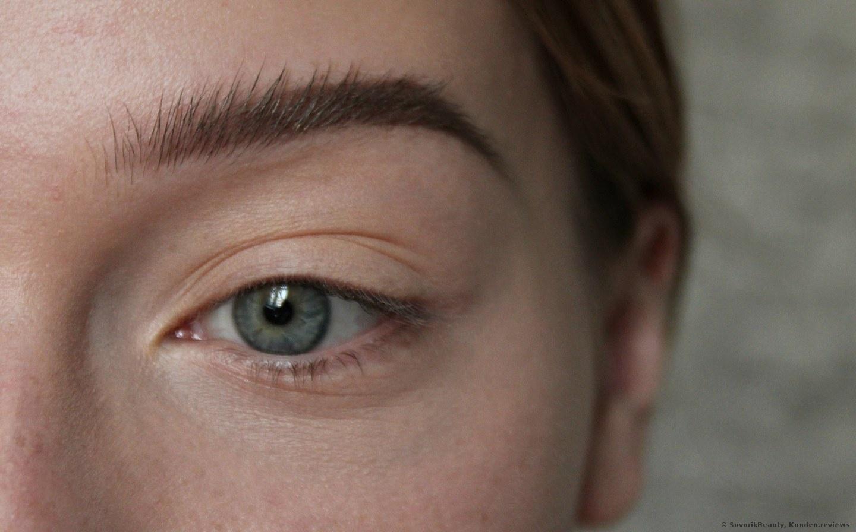 Lidschatten+ Augenbrauenmascara