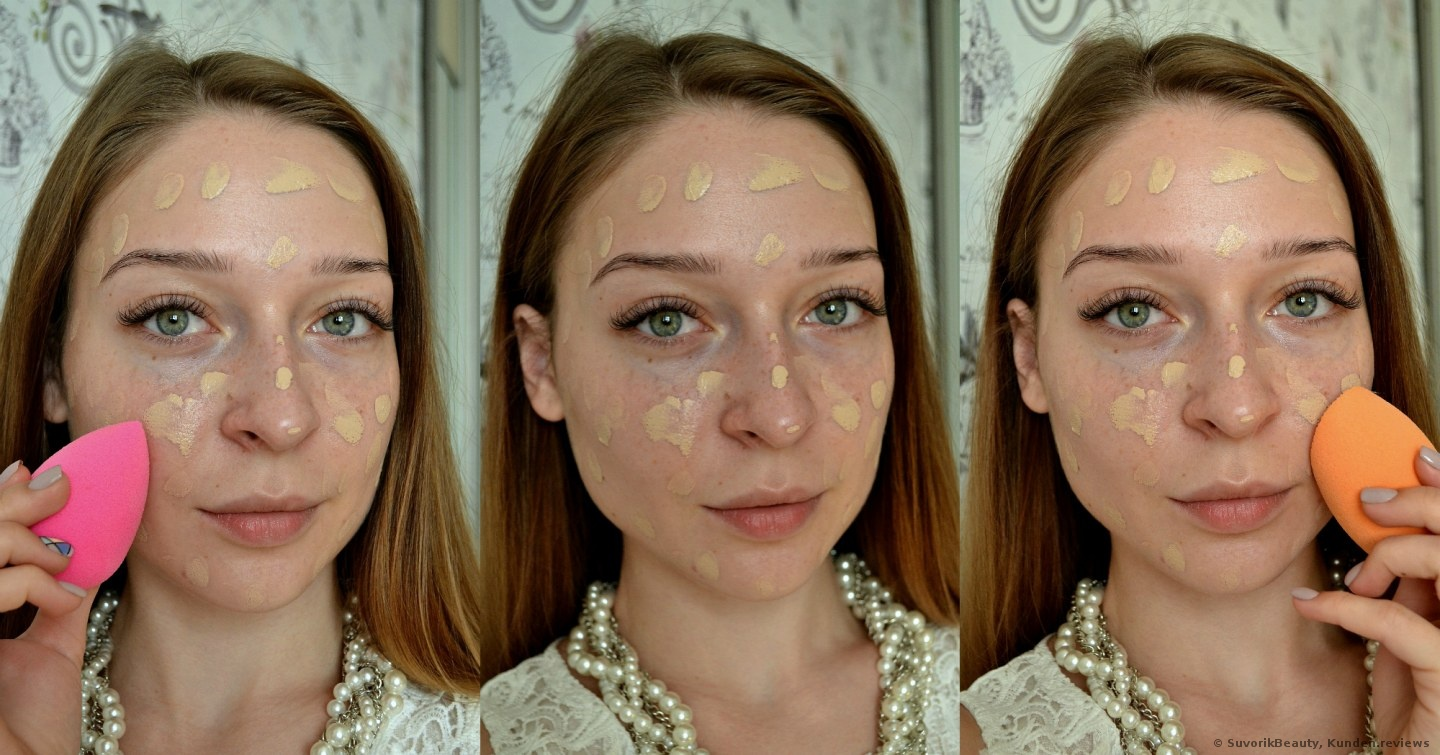 Real Techniques by Samantha Chapman Miracle Complexion Sponge