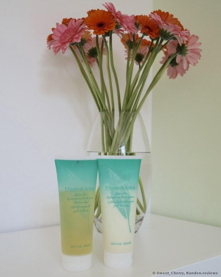 Green Tea Refreshing Body Lotion von Elizabeth Arden