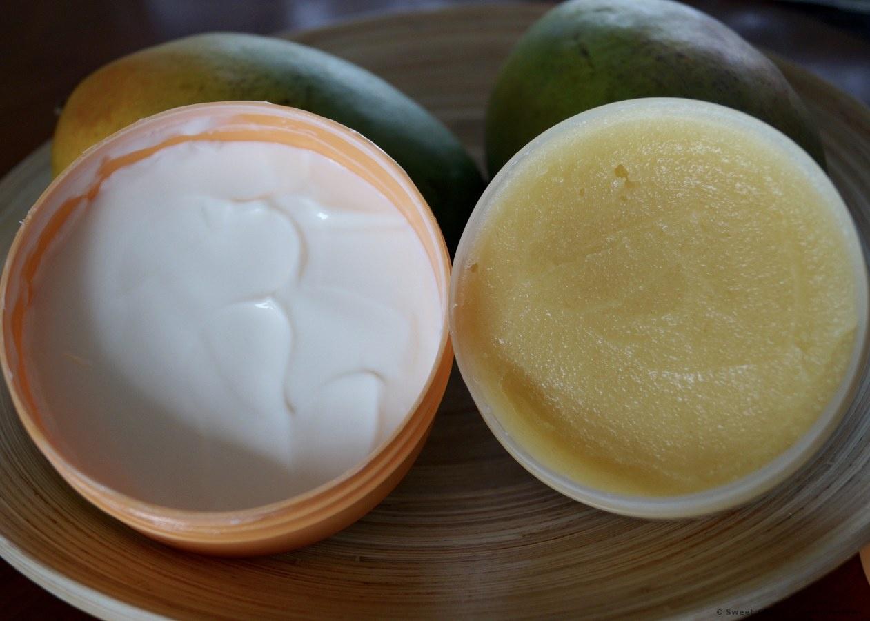 Mango Body Scrub - the Body Shop
