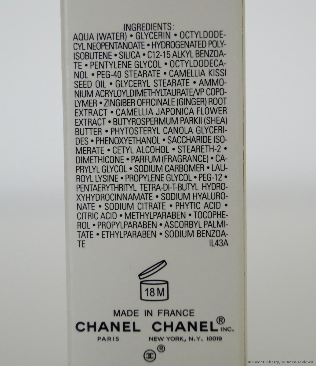 Chanel - FEUCHTIGKEITSPFLEGE HYDRA BEAUTY CRÈME