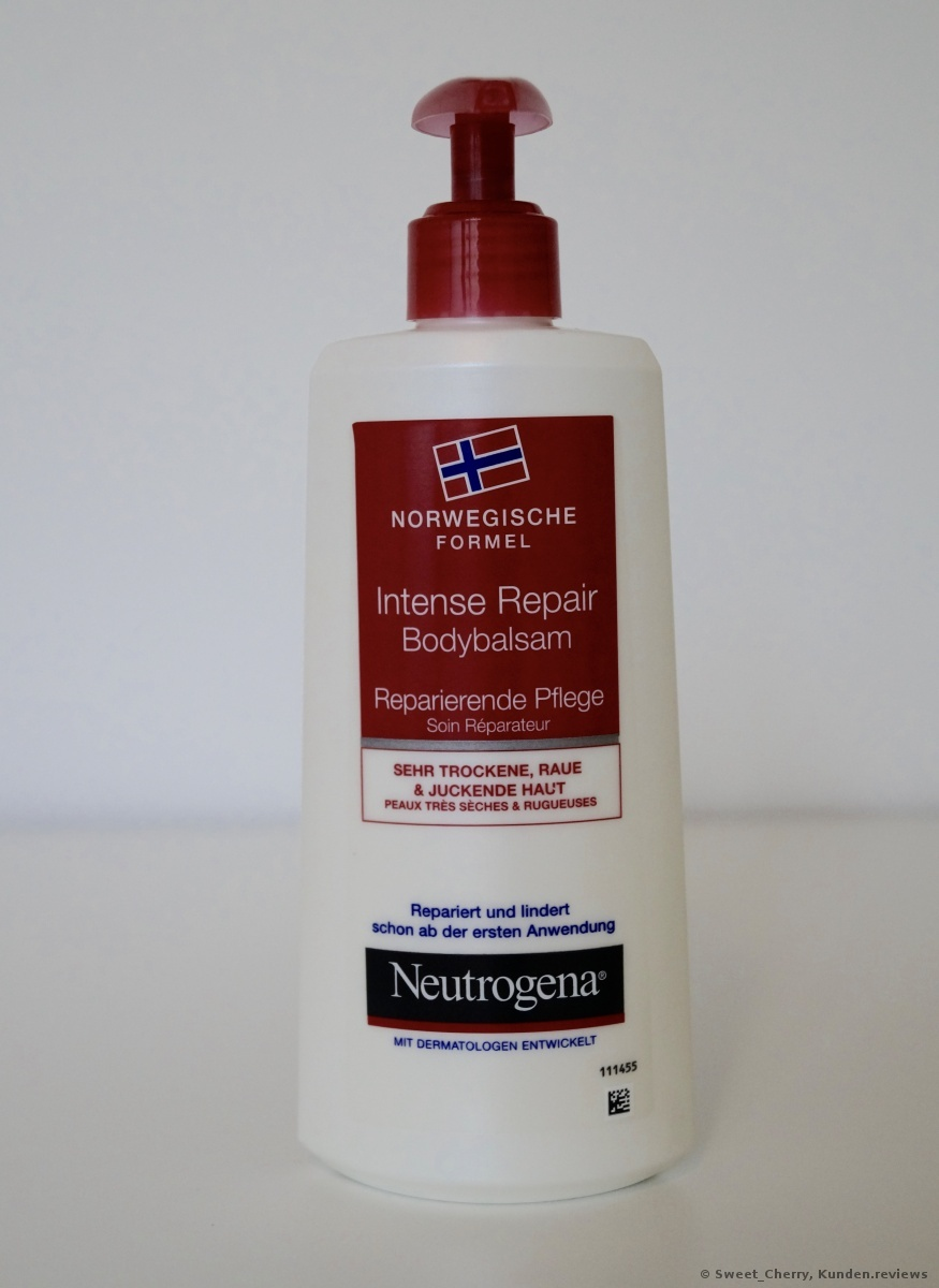 Neutrogena Körperlotion Intense Repair