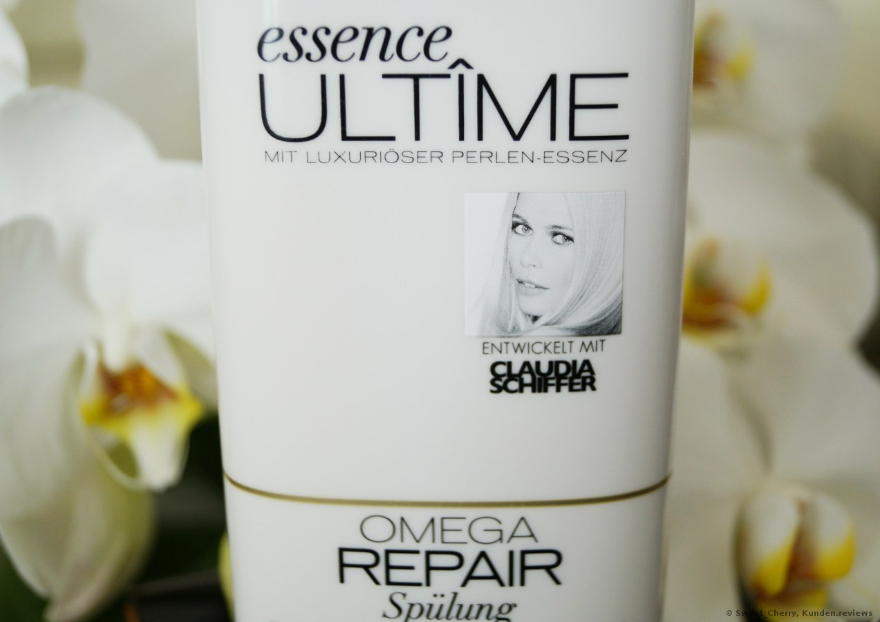 Schwarzkopf Professional Essence Ultime Omega Repair Spülung Foto
