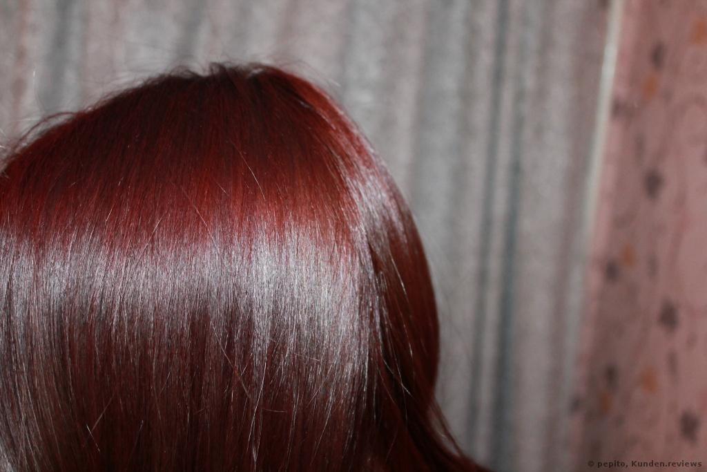 garnier olia haarfarbe was habe ich getan olia haarfarbe in intensives rot vorher. Black Bedroom Furniture Sets. Home Design Ideas