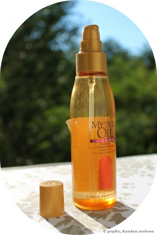 L'Oreal Professionnel Mythic Oil Haaröl Foto