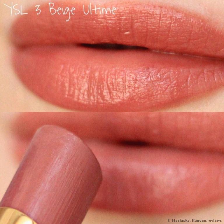 Yves Saint Laurent Rouge Volupté Lippenstift