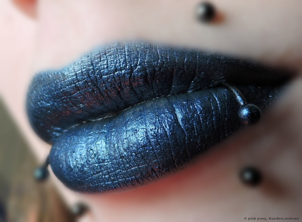 Lime Crime Perlees Matte pearl