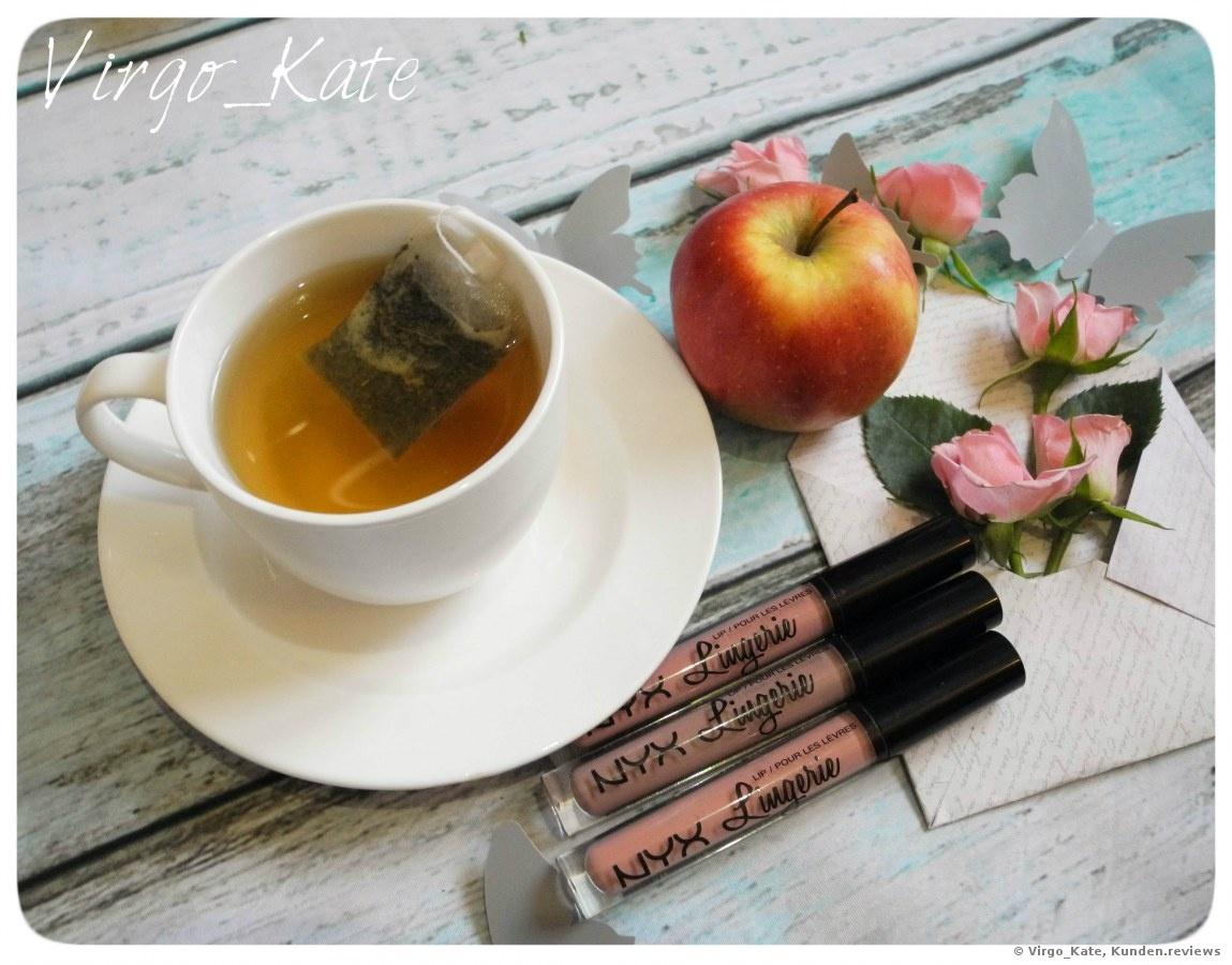 Nyx Lip Lingerie Liquid Lipstick