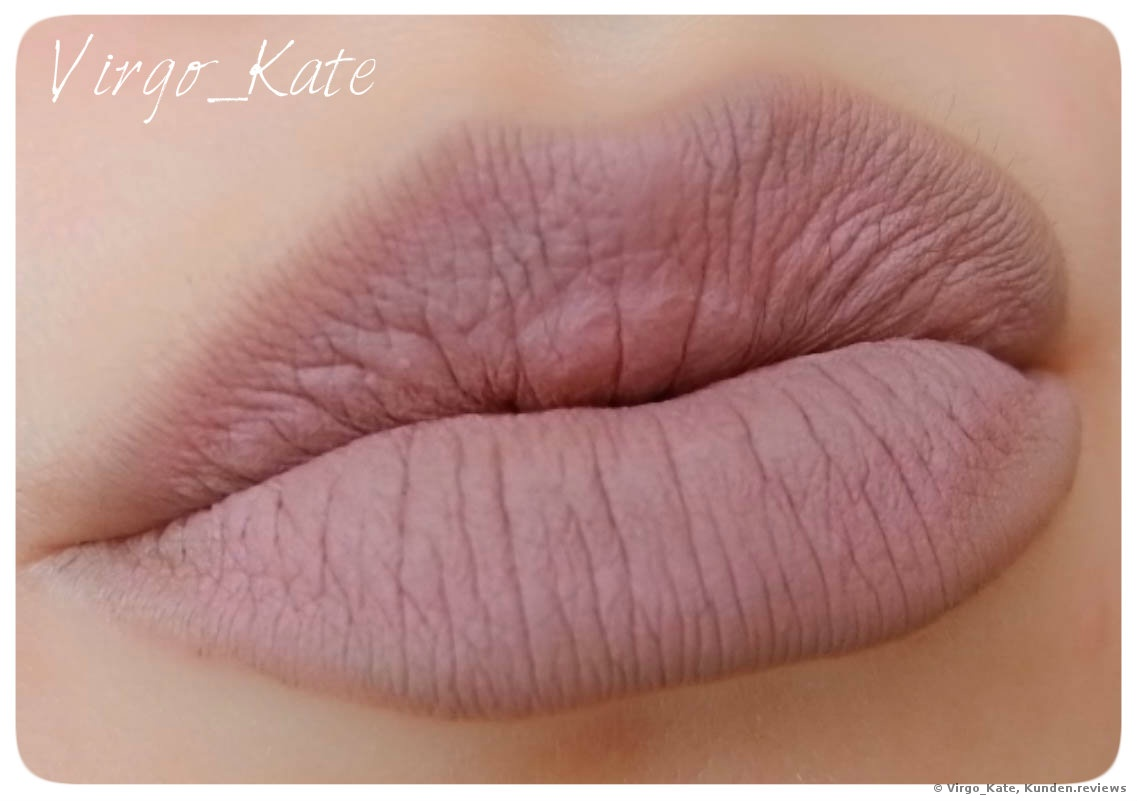 NYX Lip Lingerie Liquid Lipstick Lippenstift Foto