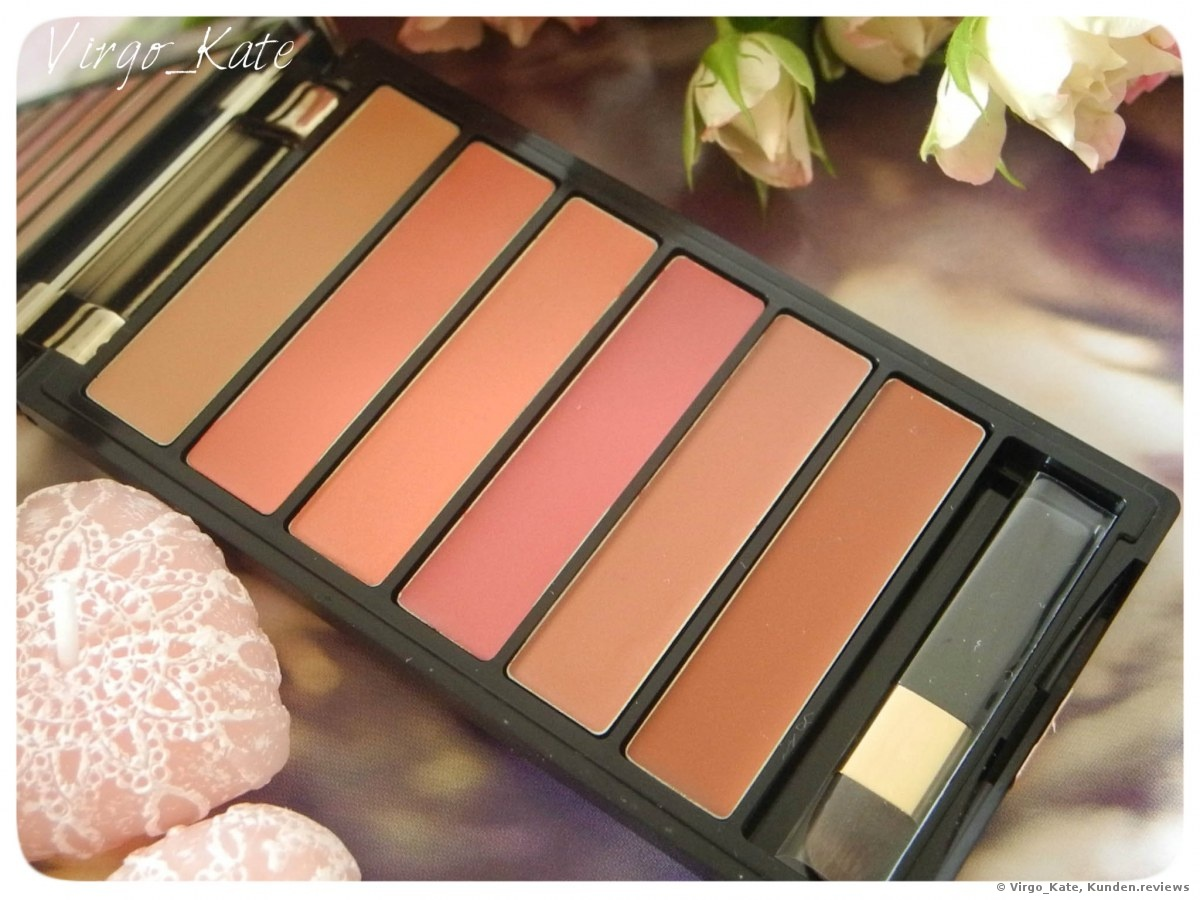 L'Oreal Color Roche Lip Palette Foto