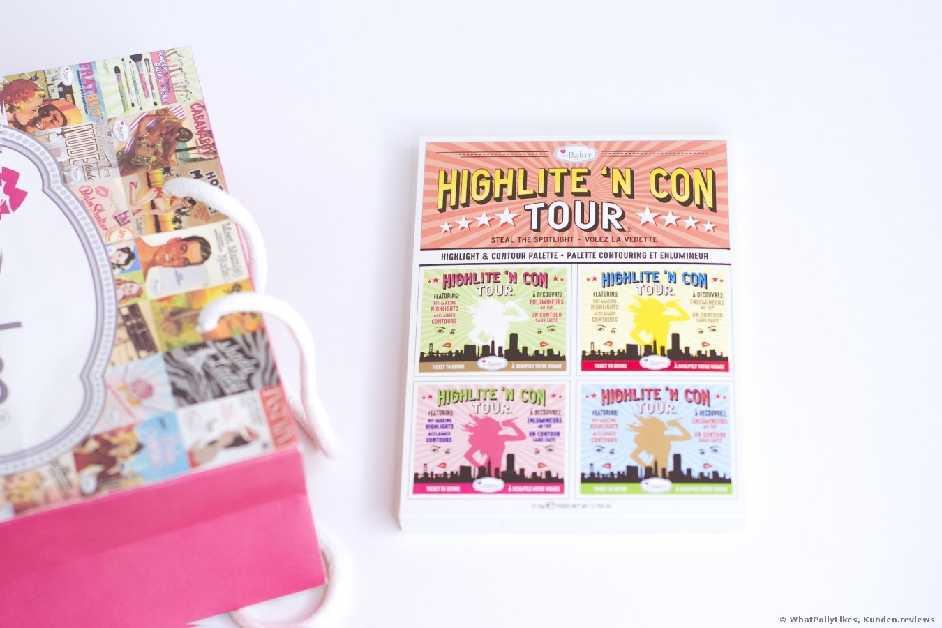 The Balm Highlite 'N Con Tour