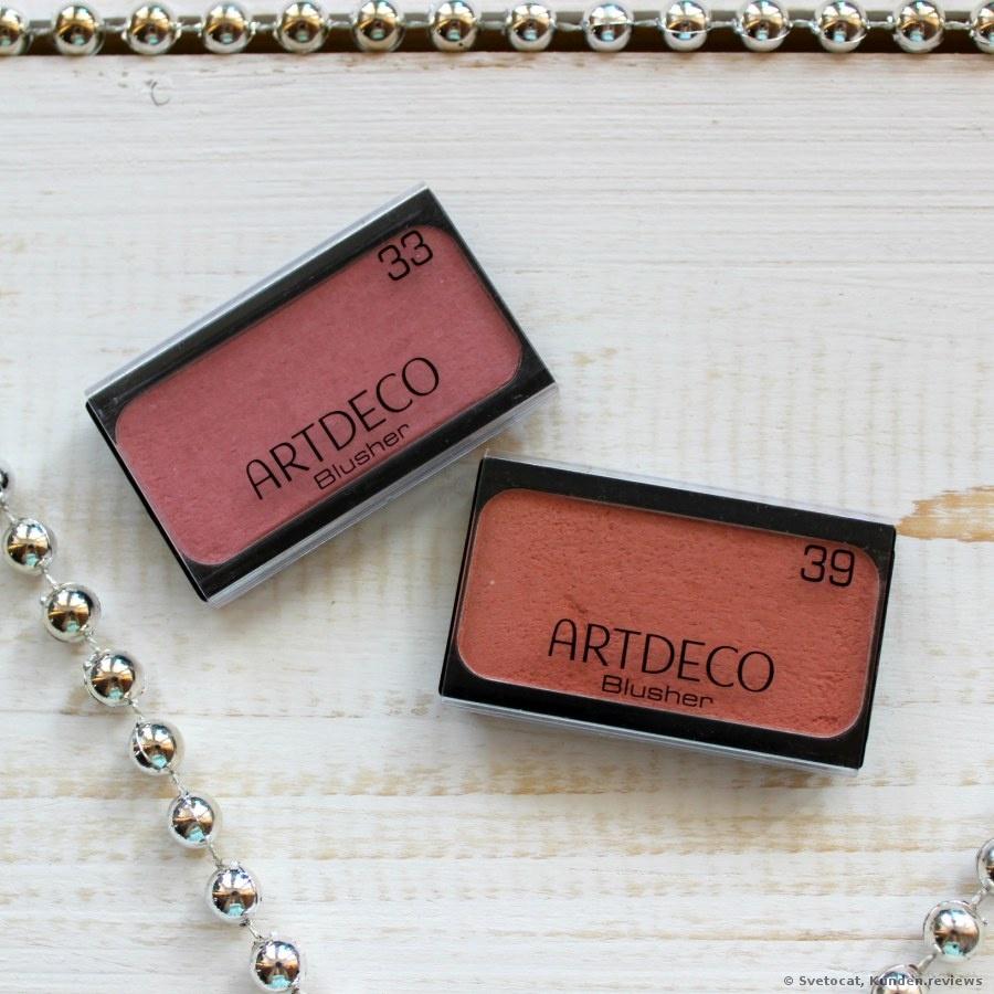Artdeco Rouge Blusher