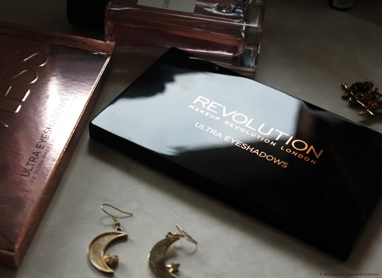 Makeup Revolution London Ultra 32 Shades