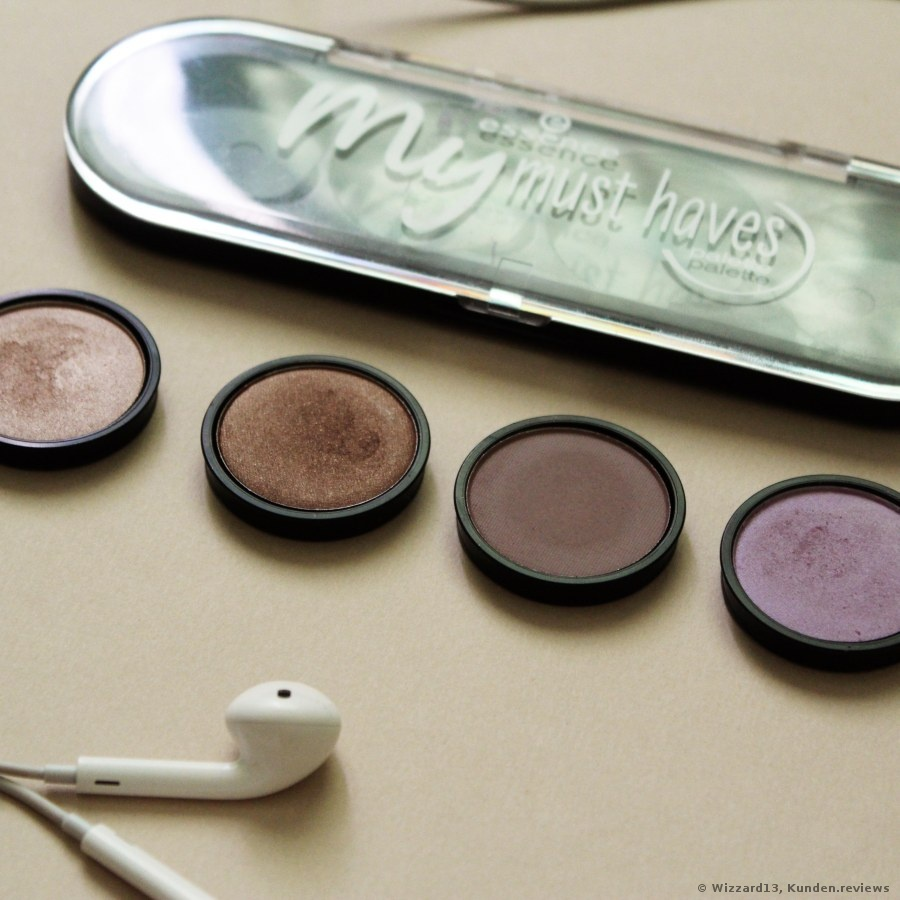 Essence My Must Haves Eyeshadow Lidschatten Foto