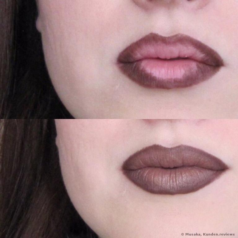 NYX Ombre Lip Duo Lippenstift