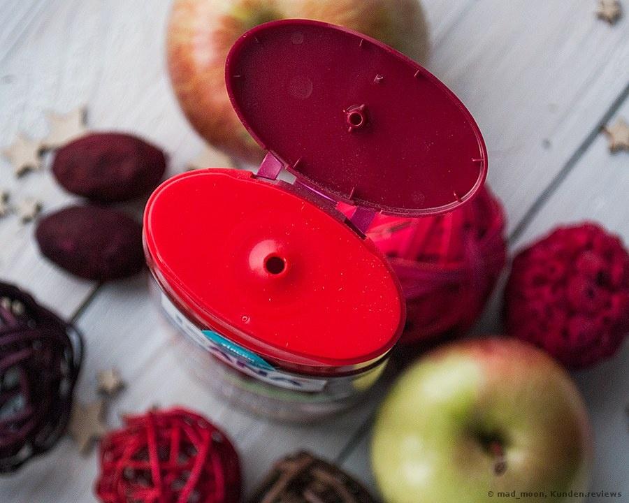 ISANA Cremedusche Forbidden Apple
