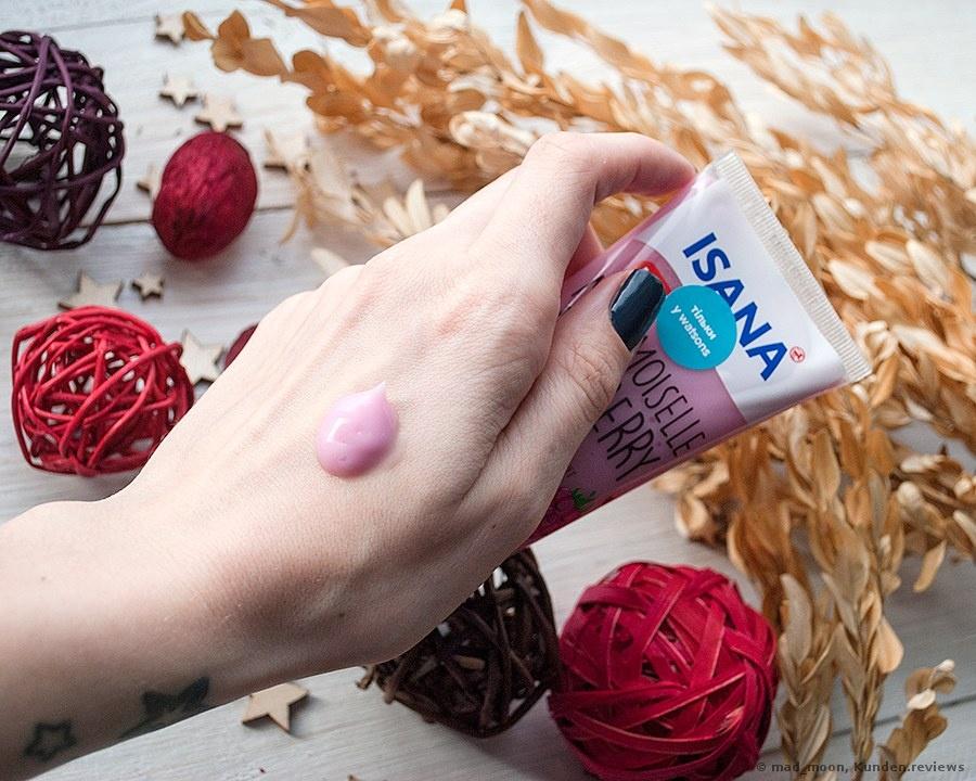 ISANA Mademoiselle Raspberry Handcreme