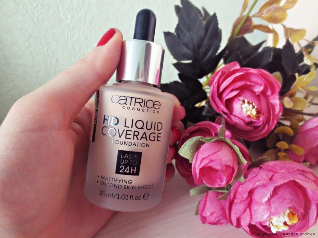 Catrice Make-up HD Liquid Coverage Foundation