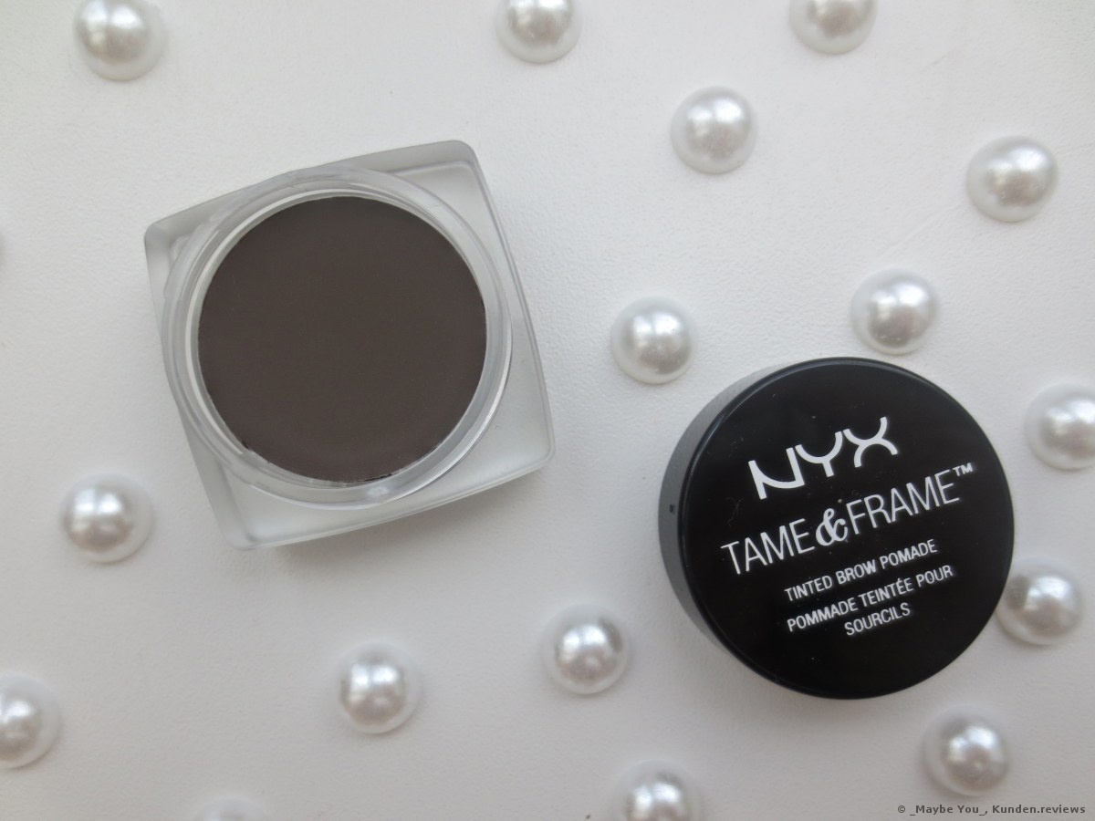 NYX Tame & Frame Tinted Brow  Pomade Foto